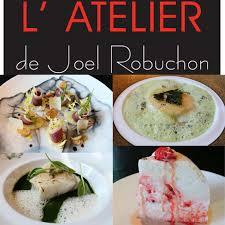 la cuisine de joel robuchon cr ช มความเลอค า จากเชฟม ชล นสตาร รวม 28ดวง ท l atelier de joël