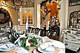 Christmas Dining Room Decorations - living room beautiful christmas decor company on decorations with