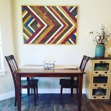 flag inspired americana reclaimed wood wall art rustic home decor