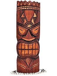Tiki Home Decor Amazon Com Tiki Mask Kane 20