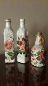 how to fabric decoupage wine bottle google search social media