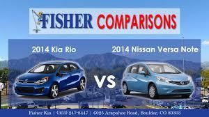nissan versa blue 2014 2014 kia rio 5 door vs 2014 nissan versa note vehicle