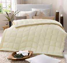 down rich quilt single size ecoliving collection