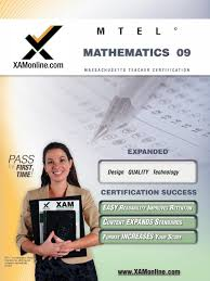 mtel mathematics 09 teacher certification test prep study guide