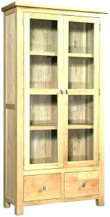 Tall Cabinet With Glass Doors Black Cabinet With Doors Black Tall