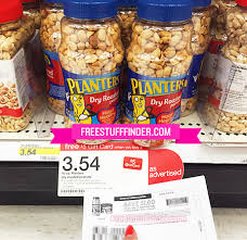 Planters Cocktail Peanuts by 0 82 Reg 3 54 Planters Cocktail Peanuts At Target