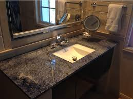 granite bathroom countertops prefab granite bathroom countertop