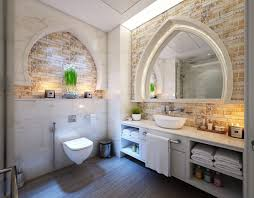 Interior Stone Arches Stone Brick Or Tile Accent Wall Crabby Housewife