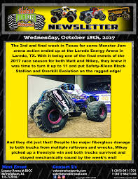 monster truck show birmingham al arp racing news racer news and results