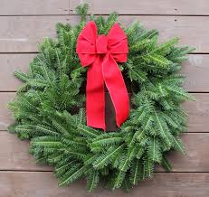 christmas wreath traditional christmas wreath free shipping christmas wreaths