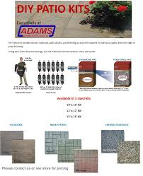 Patio Stones Kitchener Adams Landscape Supply Landscape Products U0026 Stone Supply Canada