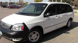 pequot car dealership 2005 ford freestar sel youtube
