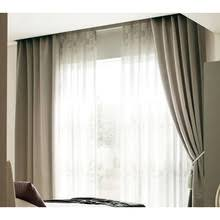 Solid Color Curtains Dark Color Modern Home Living Room Great Thermal Curtains