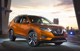 nissan hybrid 2016 2017 nissan rogue gets hybrid option