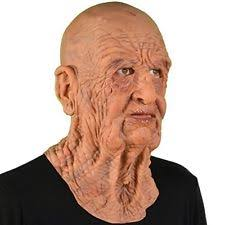 old man realistic old man mask ebay
