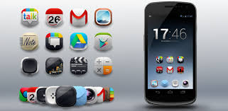 cool icons for android icons apk apex holo adw mo android development