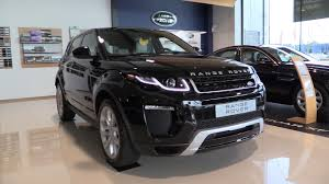 land rover interior 2017 range rover evoque in depth review interior exterior youtube