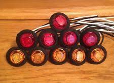 led lights for trucks and trailers truck marker lights ebay