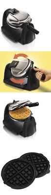 Waffle Makers Italian Pizzelle Maker Makes 4 Cookies