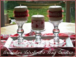 easy candle decorations for valentines day daily dish magazine