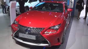lexus rc 300 hp lexus rc 300h f sport executive 2017 exterior and interior youtube