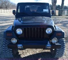 jeep 2003 2003 jeep wrangler sport suv item k8708 sold march 23 v