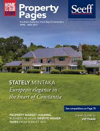 seeff property pages april may 2017 by seeff southern suburbs