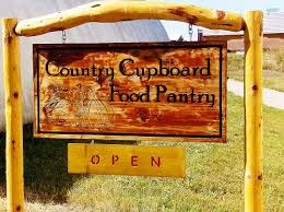 country cupboard food pantry organizations wall south dakota