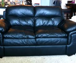 Leather Sofa Loveseat Black Leather Sofa And Loveseat S Sleeper 3 Pcs Classic Chair Set