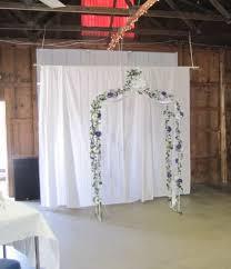 wedding arches hobby lobby wedding table decor three wishes vintage rentals