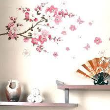 cherry blossom decor cherry blossom wall decor