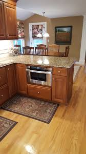 Overlay Kitchen Cabinets This Is The Cabinet Shop Shenandoah Mckinley 14 5 In X 14 5625 In