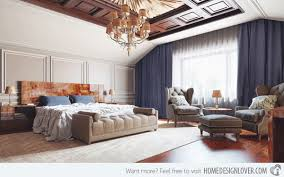 Big Bedroom Furniture by Elaborate Opulence In 20 Luxurious Bedroom Designs Home Design Lover