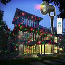 Projector Lights Waterproof Solar Projector Spotlights Projector