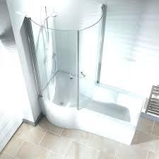 unique bathtubs and showers bathtub shower combo designs for