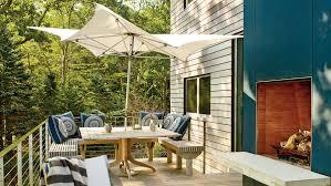 Patio Interior Design 20 Outstanding Outdoor Dining Rooms Coastal Living