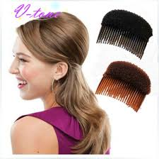 hair puff accessories hot sale new fashion pad puff princess hair styling tools hair