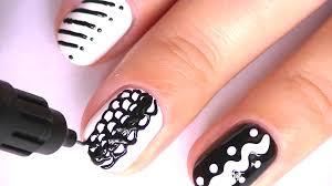 simple nail pen designs choice image nail art designs