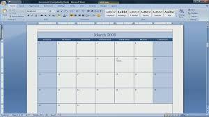 How To Make A Video Resume To Make A Calendar