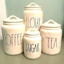 kitchen canisters ceramic sets farmhouse canister set kitchen canisters ceramic jar blue