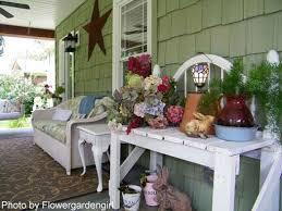 front porch decorations 1000 images about front doorporch summer