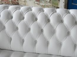 Chelsea Leather Chesterfield Sofa Abode Sofas - Chelsea leather sofa 2