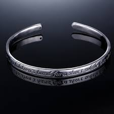 personalized silver gifts 2017 new s gifts sted letters bangle for women unique