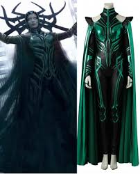ragnarok trailer hela cosplay costume