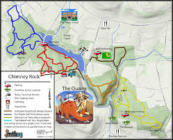 Map Of Tennessee State Parks by Gone Hikin U0027 Chimney Rock Park And Washington Valley Park Nj