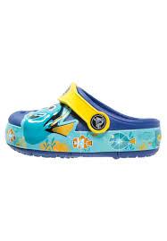 cuisine à crocs crocs creative crocs mules pool enfant turquoise chaussures