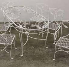 Outdoor Furniture Iron by 99 Best Patio Furniture Images On Pinterest Wrought Iron