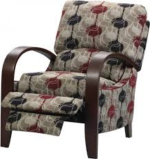 Comfortable Accent Chair Furniture Blue And White Floral Armless Accent Chair Design Most
