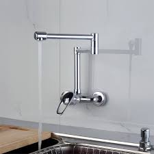 kitchen wall faucet and cold kitchen faucet can be rotated wall kitchen faucet