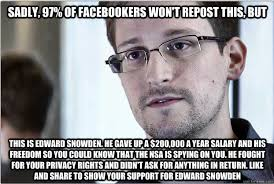 What Do You Think Meme - what do you think of this edward snowden meme rallypoint